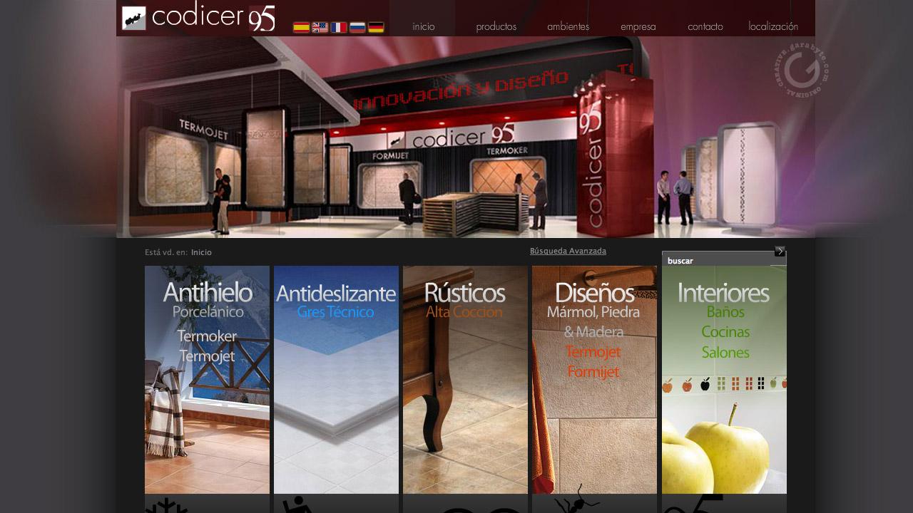Codicer 95 web