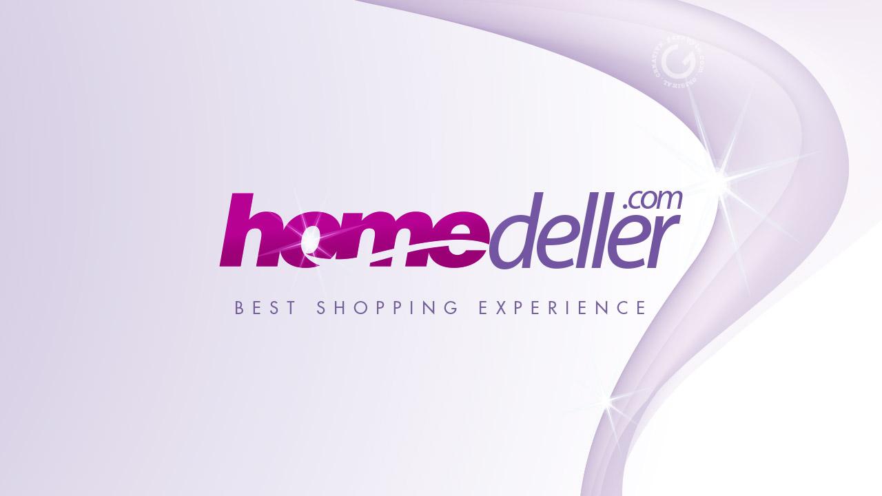 Homedeller logo